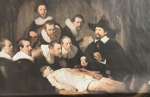 Rembrandt 1632, Mauritshuis Den Haag