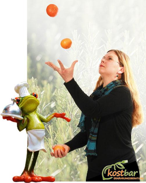 Kostbar Ernährungs- und Diätberatung - Doreen Garlipp - Ihre Ansprechpartnerin in Sachen Ernährung - So spielend leicht kann Ernährung sein...auch für Sie. Kontaktieren Sie mich.