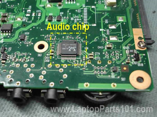 Dragon audio chip