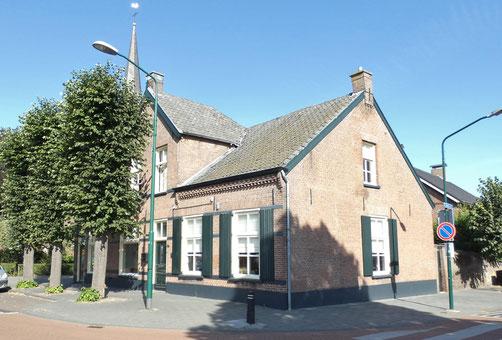 Hoofdstraat 32 Heeswijk, bouwhistorisch rapport, gemeentelijk monument voormalige pastorie