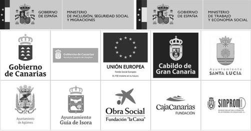 Logos - Entidades colaboradoras
