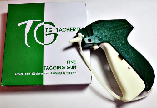 Pistola TG Tacher Fine
