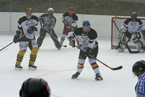 Hockeymatch in Huttwil 2005