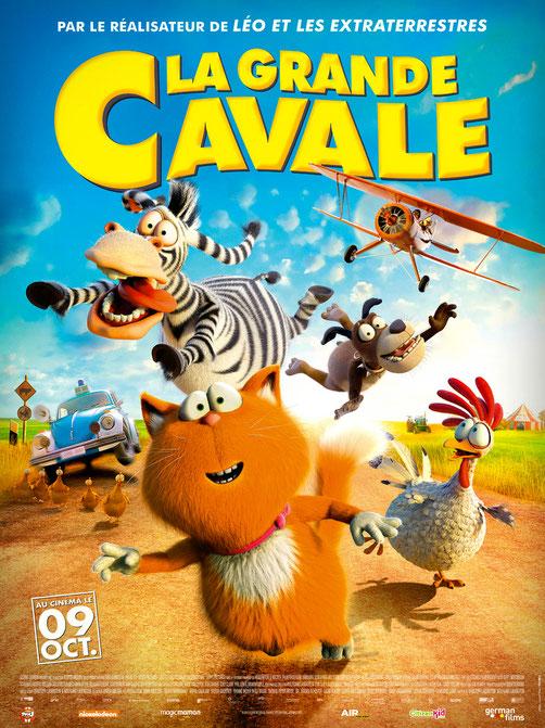 La Grande Cavale, Die sagenhaften Vier, Spy Cat, Marnie`s World, Geheim Agent Marnie