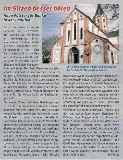 Gerresheimer Gazette, Ausgabe 6/2016