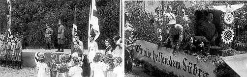 Bild: Seeligstadt 1939 - 1945