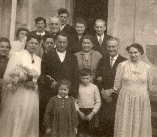 Eine Hochzeit in der Familie Götsch