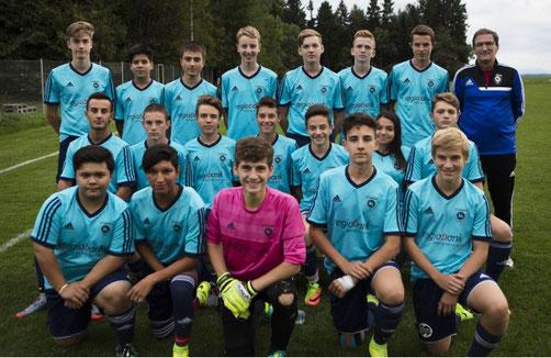 Junioren B - Team Jurasüdfuss