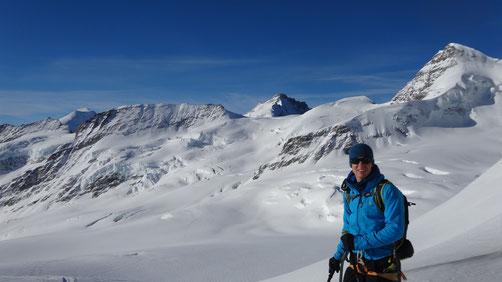 Jungfrauregion, Blick Richtung Lötschenlücke