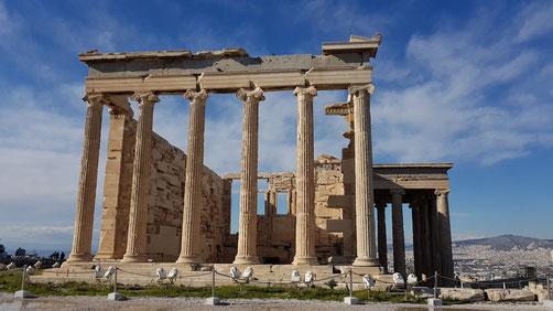 Atene: il Partenone