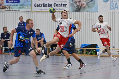 Johannes Hansen Kauter Tsv Landsberg Handball