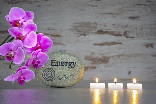 Energetische Anwendung Psychoharmonisierung mit Pranic Energey Healing