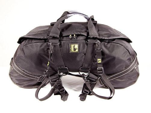 Wolfman Luggage Boulder Beta Rear Bag