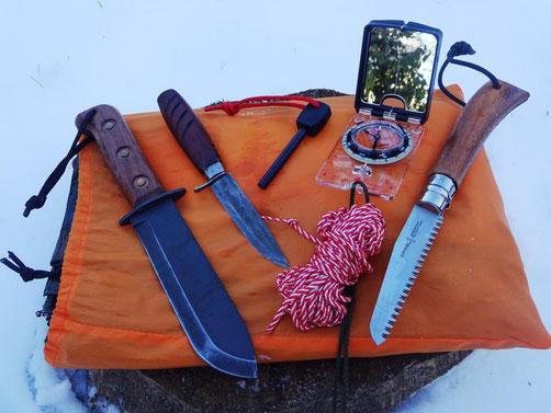 Survival Ausrüstung