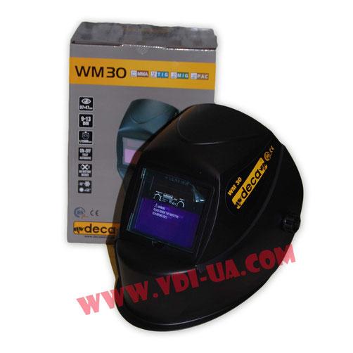 Маска сварщика DECA WM 30 LCD