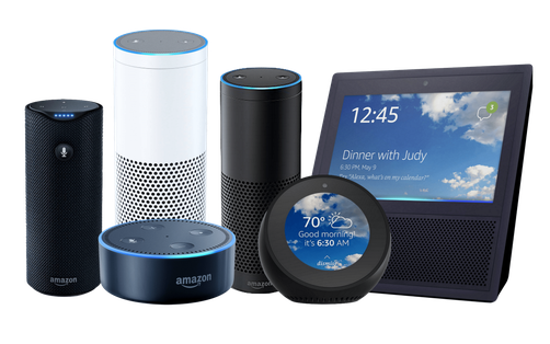 Sprachsteuerung mit Amazon Alexa