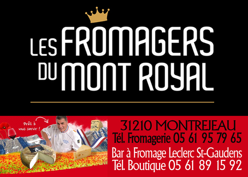 Fromagers du Mont-Royal - Montréjeau