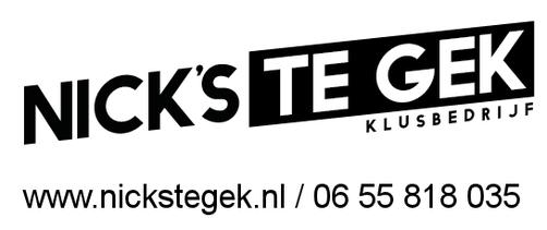 Klusbedrijf Nick's te gek Alphen aan den Rijn