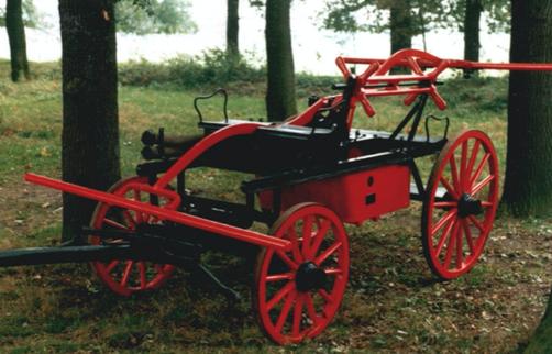 1890 - Handdruckspritze