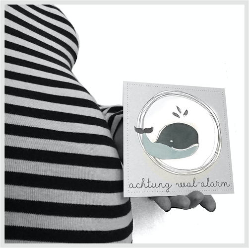 Baby Meilensteinkarte 11 Monate