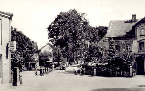 HO Gasthof zur Sonne ca. 1960