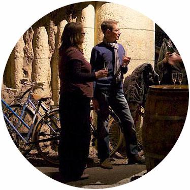 Visite de caves à vins de Bouvet Ladubay