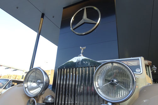 Bild: HDW-USA; Bremen Oldtimer Classics; On the road again; Mercedes-Benz; Rallye; Oldtimer; Vintage Cars