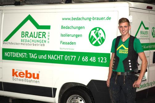 Christopher Herbers - Dachdeckermeister