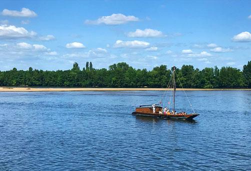 Gennes, village ligérien entre Saumur et Angers