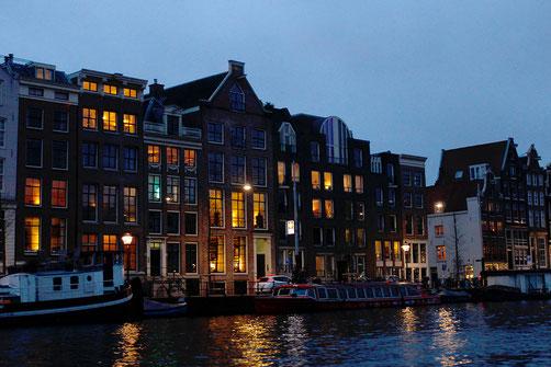 Amsterdam, Bootstour, Grachtentour, Touristinfo
