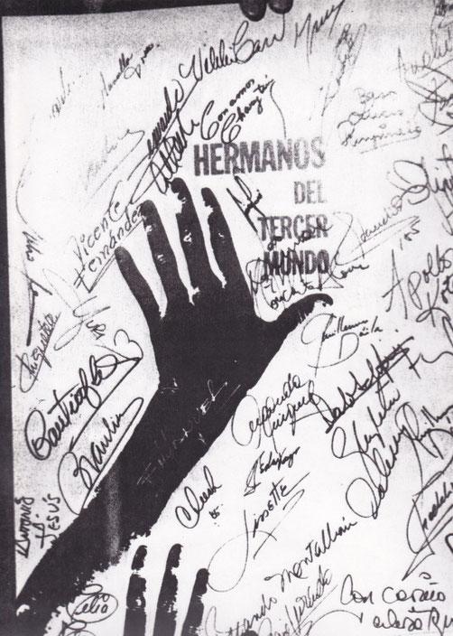 FIRMAS ARTISTAS HERMANOS