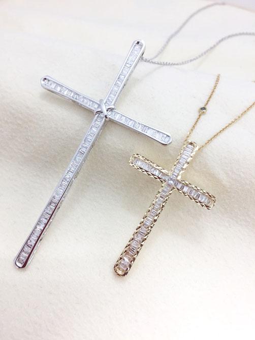 .B.ジャパン テーパー&バゲット ダイヤモンドコレクション イメージ