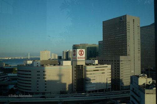 NEWoMan横浜の景色 写真教室横浜