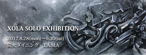 xola, shora, kato, solo, exhibition, art, artist, tama, hiratsuka