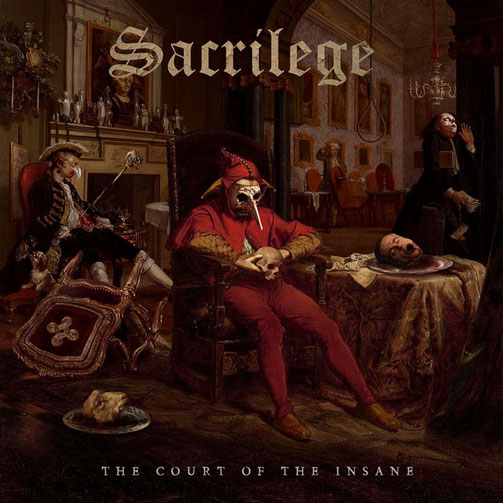 SACRILEGE, video interview, Pure Steel Records, The Court Of The Insane, Bring Out Your Dead, Bill Beadle,Jeff Rolland, Paul Macnamara, Neil Turnbull, Rockers And Other Animals, Metalshow, Insane Voices Labirynth