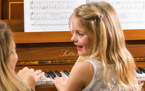 Professioneller Klavier Unterricht, privater Klavierunterricht zu Hause in Berlin.