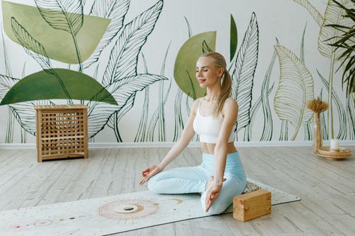 Hatha Meditation Yoga