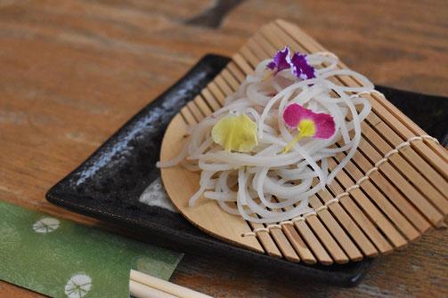 東神楽 まる 新作蕎麦