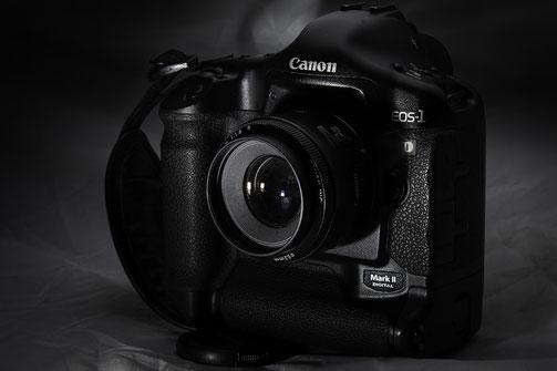 Fotograf Canon EOS 1 Mark II Professionelle Fotos günstig