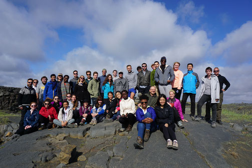 Iceland School of Energy 2017 summer course