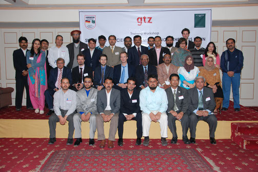 "ICOMOD training course 2010 ""Snow and Glacier Melt Runoff Modelling in the Indus Basin"""