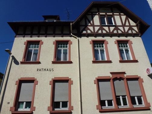 Balduinstein Rathaus
