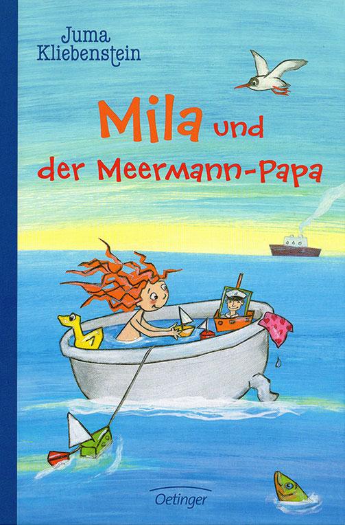 Mila und der Meermann-Papa, Juma Kliebenstein