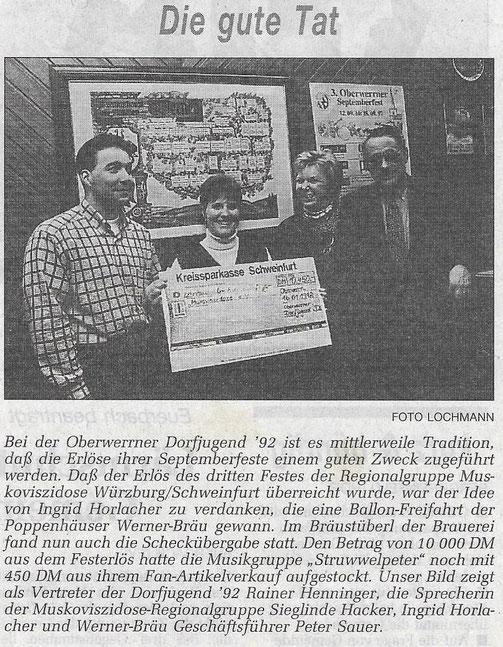 23.01.1998 Schweinfurter Tagblatt