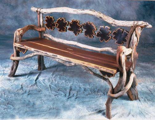 Rustic gidgee furniture