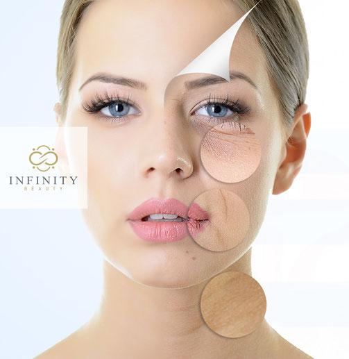 Effekte mit Oxydation Geneo bei Infinity Beauty