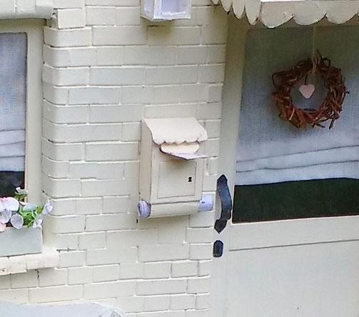 Briefkasten für die Wichteltür