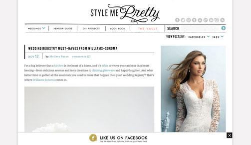 Bester Hochzeitsblog - Artikel von Anne Hufnagl