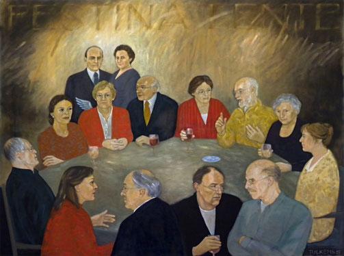 Portrait de famille Festina lente : hatez-vous lentement