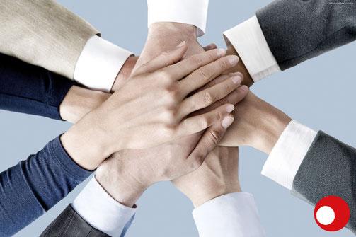 Interim Manager sind Teil des Teams und setzen neue Impulse.